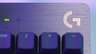 G512: RGB Mechanical Gaming Keyboard: Play Advanced