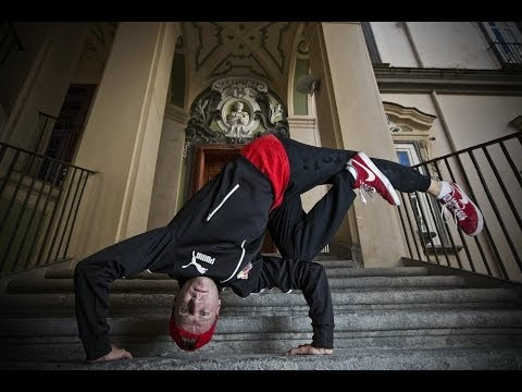 Get to know b-boy Froz