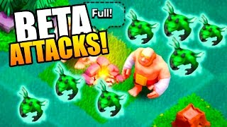 Video HOW TO WIN EASY FROM THE START :: Clash Of Clans :: BETA MINION + BOXER GIANT STRATEGY! MP3, 3GP, MP4, WEBM, AVI, FLV Mei 2017