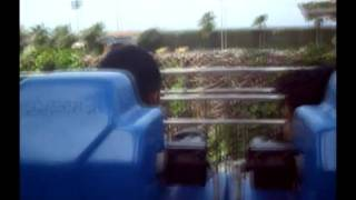 Video Shallal Theme Park - Video taken from the seat of Roller Coaster, Octopus & Butterfly MP3, 3GP, MP4, WEBM, AVI, FLV Juli 2018