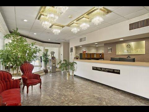 Ramada Rivers Edge Conference Center Roanoke, VA - Roanoke Hotels, Virginia