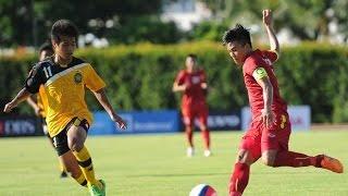 Phạm Mạnh Hùng goal (vs U23 Brunei) - 29/05/2015, sea games 28, sea games 2015, u23 việt nam, công phượng