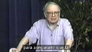 Charla de Warren Buffett