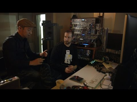 The Senior Sound Designer for Halo 5 is basically a mad scientist