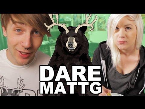 Dare MattG – 29 (Hot Girls Eating Pickles, Douche Canoes, Bad Parenting)