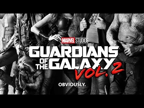 Guardians of the Galaxy Vol 2 Official Teaser