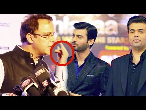 Vidhu Vinod Chopra's Shocking Reaction On Karan Jo