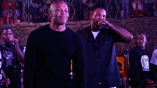 """Video Game Brings Out Dr. Dre at His """"The Documentary"""" Album 10 Year Anniversary Concert MP3, 3GP, MP4, WEBM, AVI, FLV Maret 2019"""