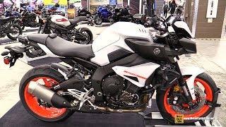8. 2019 Yamaha MT10 - Walkaround - 2018 AIMExpo Las Vegas