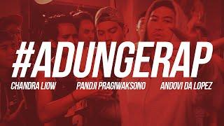Video ADU NGERAP feat. PANDJI PRAGIWAKSONO, SKINNYINDONESIAN24, REZAOKTOVIAN MP3, 3GP, MP4, WEBM, AVI, FLV Juni 2019