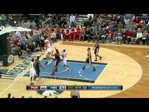 Portland Trail Blazers 95 – Minnesota Timberwolves 81