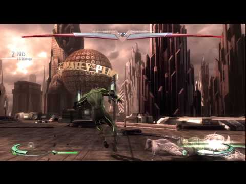 Injustice -108- Green Lantern Vs Doomsday