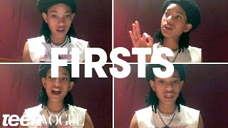 """Video Willow Smith Shares Her """"Firsts"""" With Teen Vogue MP3, 3GP, MP4, WEBM, AVI, FLV Juli 2018"""