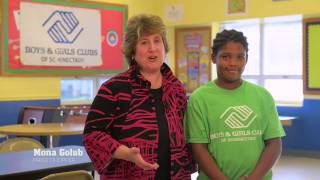 Great Futures Club PSA featuring Rae from the Steinmetz Clubhouse