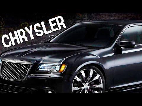 💎 Чрислер - американские автомобили. Стильные машины из США. 💎