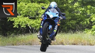 9. 2017 Suzuki GSX-R1000 Street Test Review Video | Riders Domain