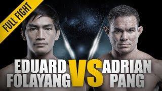 Video ONE: Full Fight   Eduard Folayang vs. Adrian Pang   A Real Barn Burner   August 2016 MP3, 3GP, MP4, WEBM, AVI, FLV November 2018