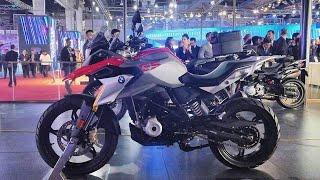 4. Auto Expo 2018 - BMW G 310 GS India Launch Details, Specs, Price - DriveSpark