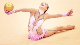 Rhythmic Gymnastics Montage - Ball