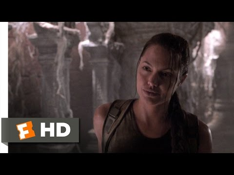 Lara Croft: Tomb Raider (5/9) Movie CLIP - Army of Statues (2001) HD