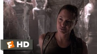 Video Lara Croft: Tomb Raider (5/9) Movie CLIP - Army of Statues (2001) HD download in MP3, 3GP, MP4, WEBM, AVI, FLV January 2017