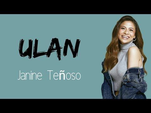 Ulan - Janine Teñoso (Lyric Video)