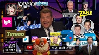 If you like The Late Late Show and want to connect with us, we have countless ways to do so on social media, including...