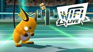 Pokemon Let's Go Pikachu & Eevee Wi-Fi Battle: The Raichu End-Game! (1080p) by PokeaimMD