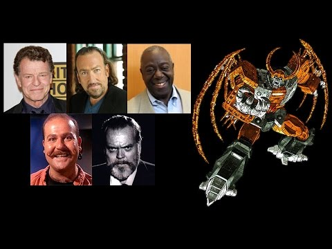 unicron - The Voices of Unicron Who is Your Favorite Unicron Voice? Who Do You Want To See Next? For More Comparing The Voices - https://www.youtube.com/playlist?list=...