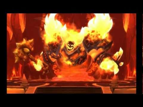 2WqPSX5xL_o - Ragnaros HC get's owned by Paragon!