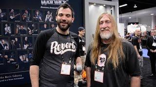 Video Kyuss Bassist Scott Reeder at Namm 2015 MP3, 3GP, MP4, WEBM, AVI, FLV Juli 2018