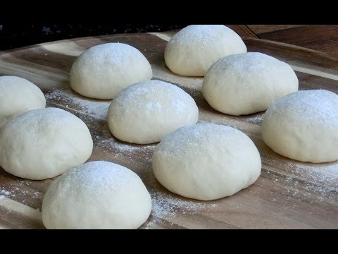 How To Make Super Soft, Light and Fluffy Milk Bread Buns l Chinese Bakery Buns