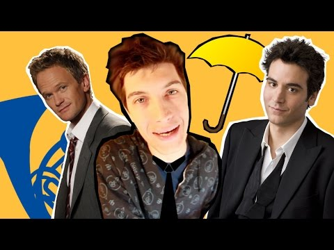 "100 curiosità sul telefilm ""how i met your mother"""