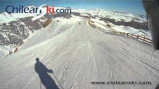 Videos of Valle Nevado ski trails
