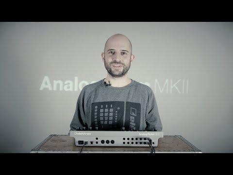 Analog Rytm MKII — At a Glance