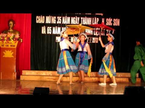 Khu 2 - Phú Minh - [Múa] Trước ngày hội bắn :X~