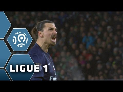 But Zlatan IBRAHIMOVIC (61′ pen) / AS Saint-Etienne – Paris Saint-Germain (0-1) –  (ASSE-PSG) / 2015