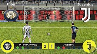 Video Inter Vs Juventus • Calci di Rigore • PES 2019 Patch [Giù] MP3, 3GP, MP4, WEBM, AVI, FLV April 2019