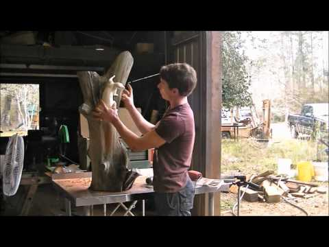 Squirrel Taxidermy (Part 2 of 3)