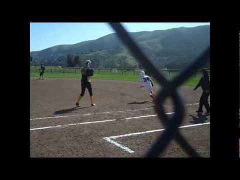 Humboldt State-Art U Softball Highlights