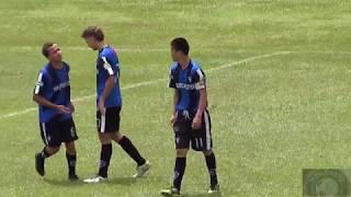 FC Westchester Sub 16 vs Futuros De Colombia
