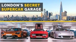 Secret Supercar Bunker Under London! | Carfection 4K by Carfection