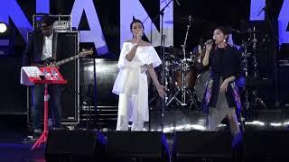 download lagu download musik download mp3 Raisa & Isyana Sarasvati - Anganku Anganmu - Prambanan Jazz 2017