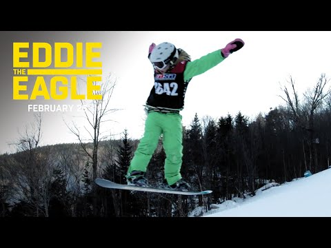 Eddie the Eagle (Viral Video 'Sadie the Eagle')