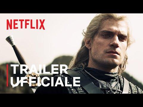 The Witcher   Trailer ufficiale   Netflix Italia