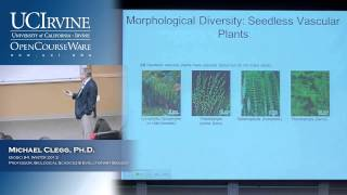 BioSci 94: Organisms To Ecosystems. Lec. 11. Transition To Dry Land