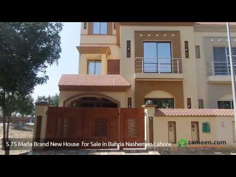 Video BRAND NEW FULL FURNISHED DOUBLE STOREY HOUSE IS AVAILABLE FOR SALE IN BAHRIA NASHEMAN LAHORE download in MP3, 3GP, MP4, WEBM, AVI, FLV January 2017