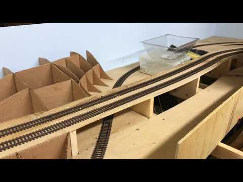 Building A Model Railway In Everyday Life