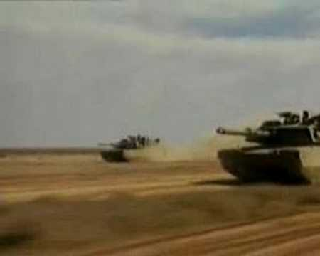 Abrams - A short documentary looking at the M1 and M1A1 Abrams tank.