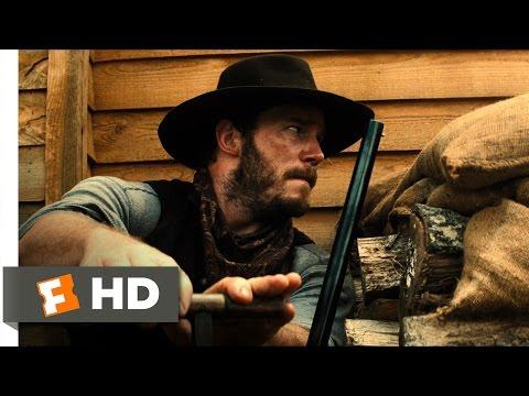 The Magnificent Seven (2016) - Battling Bogue's Brigade Scene (6/10)   Movieclips